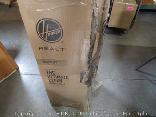 Hoover React Vacuum