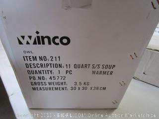 Winco Quart SS Soup