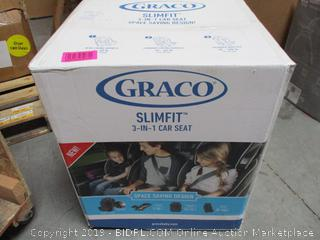 Graco Slimfit 3 in 1 Car Seat