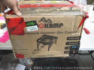 Pressure Outdoor Gas Cooker