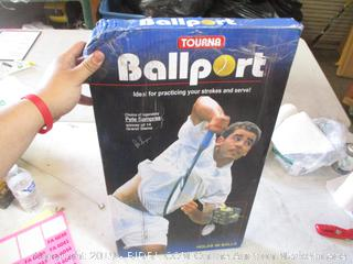 Ballport Item (May have Missing Parts)