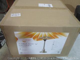 Sunred Table 1500 W Halogen