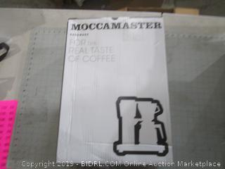 Moccamaster Handmade for the Real Taste of Coffee