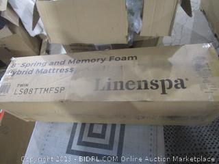Linenspa Twin Mattress