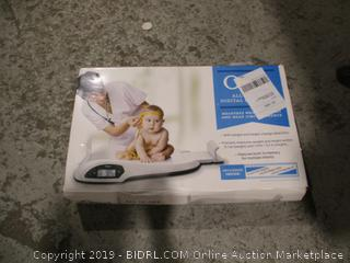 Ozeri All in one Digital Baby Scale