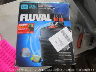 Fluval Canister Filter