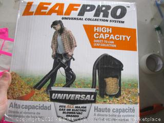 Leaf Pro Leaf Collection