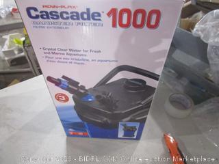 Cascade Canister Filter