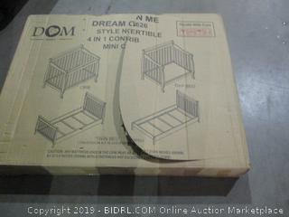Dream On Me 4 in1 Conrib Mini C