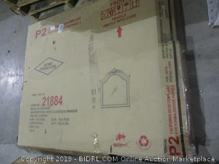 Classique Mirror Factory Sealed opened for picturing