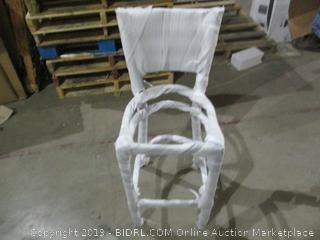 Stool missing Seat