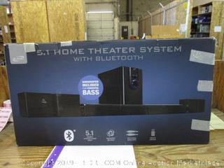 5.1 Home Theater Sytstem with Bluetooth