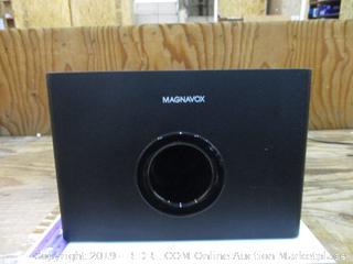 Magnavox Speaker Missing Part/ No Box
