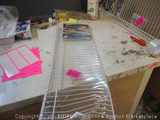Closetmaid Shoe Shelf Kit