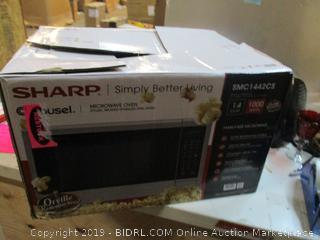 Shark Carousel Microwave Oven
