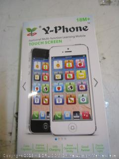 Y-Phone Fashional Multi Function Learning Mobile  Touch Screen