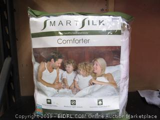 Smart Silk Comforter-King