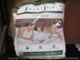 Smart Silk Comforter- Double