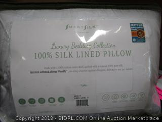 Smart Silk Lined Pillow
