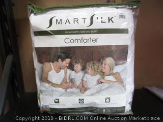 Smart Silk Comforter- Queen