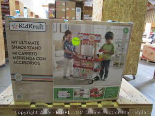 KidKraft My Ultimate Snack Stand