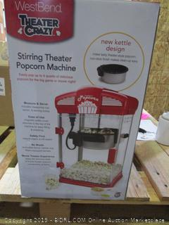 WestBend Theater Crazy Popcorn Machine
