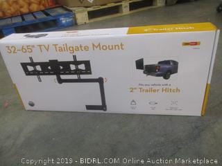 "32-65"" TV Tailgate Mount"