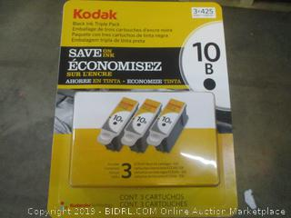 Kodak Black Ink Triple Pack +