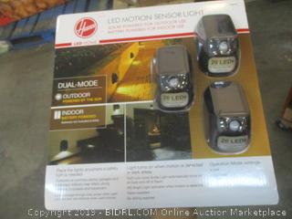 Hoover LED Motion Sensor Light
