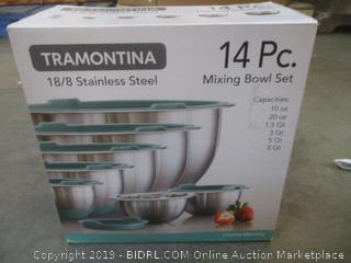 Tramontina  Mixing bowl Set