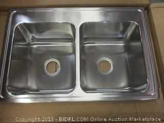 Elkay Double Sink