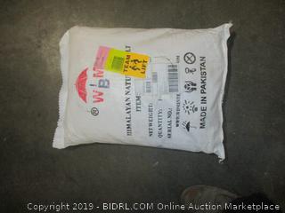 Himalayan Chef Natural Pure Himalayan Pink Salt, 50 Pound Coarse Grain Salt  (Retail $74.00)