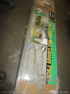 ShelterLogic 2-in-1 Super Max Canopy Pack