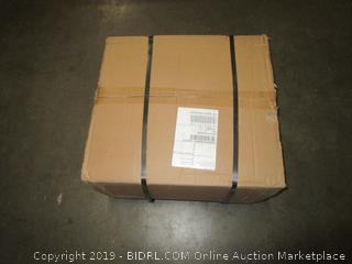 CURT 16039 Q25 Black 5th Wheel Hitch with Ford Puck System Legs (24,000 lbs. GTW) (Retail $1,022.00) PHOTO