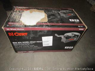 CURT 16039 Q25 Black 5th Wheel Hitch with Ford Puck System Legs (24,000 lbs. GTW) (Retail $1,022.00)