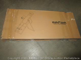 Innova ITX9600 Heavy Duty Inversion Table with Adjustable Headrest and Protective Cover, One Size (Retail $119.00)