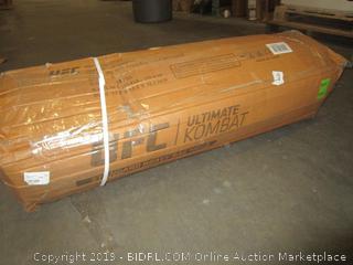 UFC Heavy Punching Bag, White, 100 lb (Retail $129.00)
