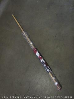 US Banner Lag & Pole Set
