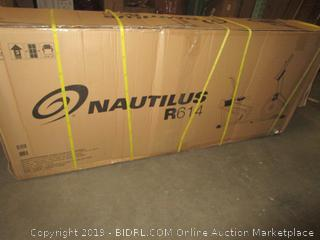 Nautilus R614 Recumbent Bike (Retail $399.00)