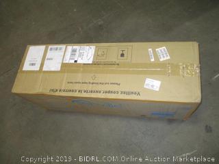 Senville SENA-30MO-212 27000 BTU Dual Zone Split Air Conditioner and Heat Pump, Mini (Retail $1,899.00)