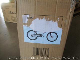 Razor 20 Inch BMX Bicycle