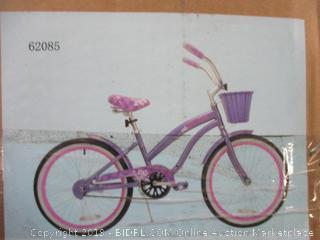 """Kent 20"""" Girl's Tiki Bay Bike"""