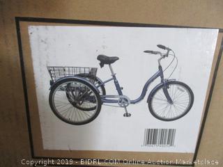 "Schwinn 24"" Meridian Trike"
