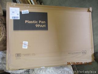 PLASTIC PAN