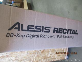 ALESIS RECITAL DIGITAL KEYBOARD