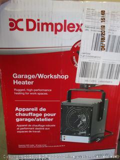 DIMPLEX GARAGE/WORKSHOP HEATER