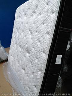 Stearns And Foster Firm Pillow-Top Mattress - King Size (Retail $5780)