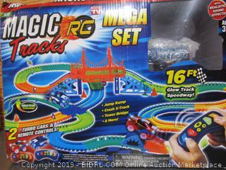 Magic Tracks RC Set