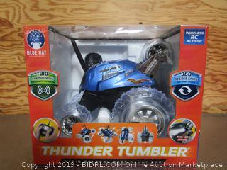 Thunder Tumbler Car