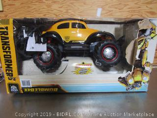 Transformers Bumblee Toy Car